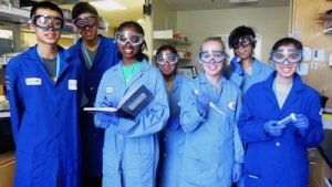 COSMOS STEM program - summer & extracurricular activities for college