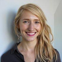 Nicole Mueller, art mentor