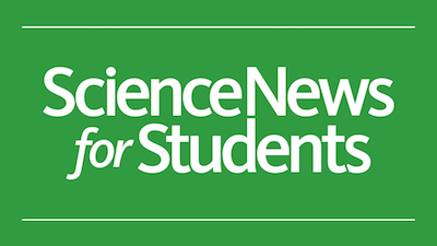 Website Science News for Students