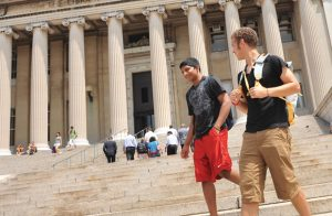 Columbia Academic Year Immersion - summer & extracurricular activities for college
