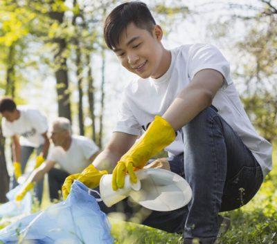 community service volunteering