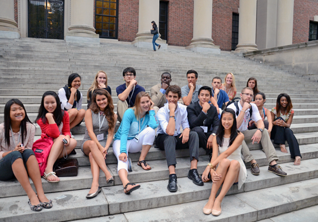 Harvard Pre-College - summer & extracurricular activities for college