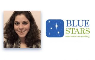 new Blue Stars college counselor Sara Brody